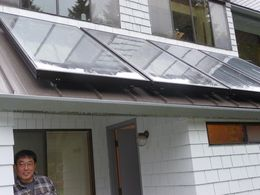 SolarPanels on Roof